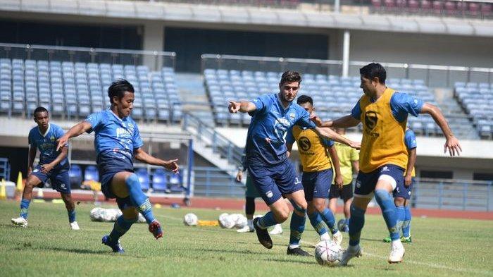 RESMI, Persib Bandung Bawa 21 Pemain Menghadapi Persita Tangerang, tak Ada Satu Pun yang Cedera