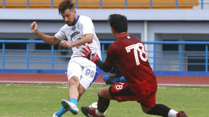 BERITA POPULER Persib Bandung, Mantan Striker Persib Jadi Raja Gol di Liga Ekuador, Siapa Dia?