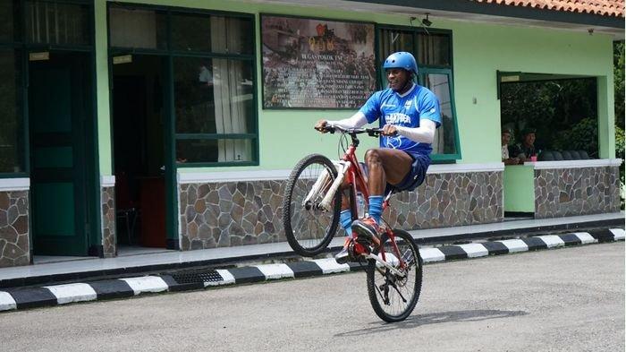 Kebersamaannya dengan Persib Bandung akan Berakhir, Joel Vinicius Tetap Semangat Ikuti Latihan