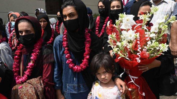 Kisah Perjuangan Pemain Sepak Bola Putri Afghanistan yang Melarikan Diri ke Pakistan