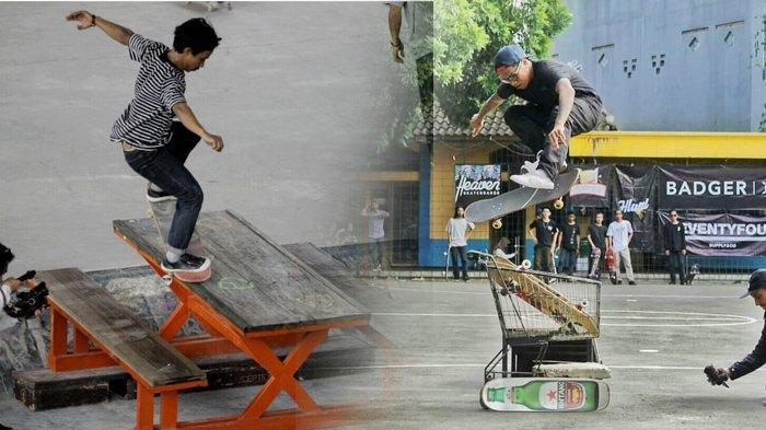 Video Viral, Debat Sengit Emak-emak dan Pemuda Pemain BMX Rebutan Skatepark Gegara Dipakai Anak-anak
