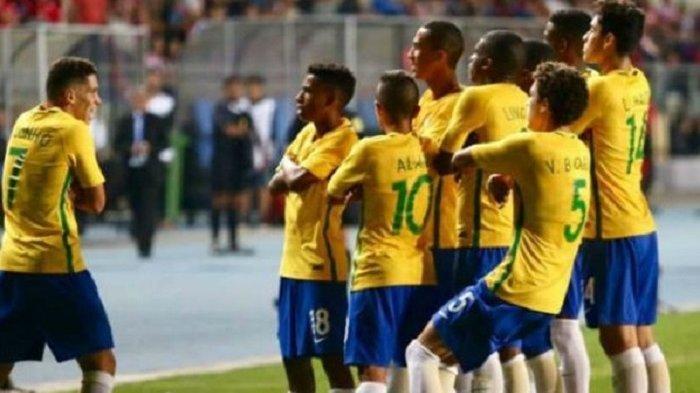 Copa America 2021, Modal Berharga Timnas Brasil Jadi Juara Lagi, Batu Sandungan Lionel Messi Cs