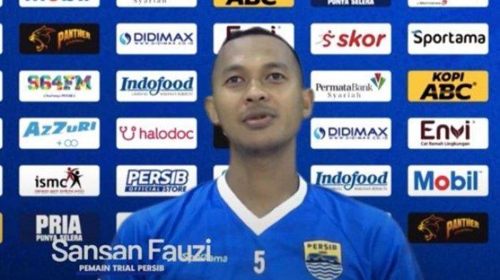 Alasan Sansan Fauzi Mengadu Nasib di Persib Bandung, Ternyata yang Mengundangnya Bos Besar