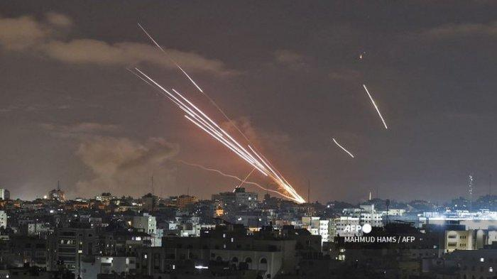 Tiga Roket dari Suriah Ditembakkan ke Israel, Pertempuran di Jalur Gaza Dikhawatirkan Meluas