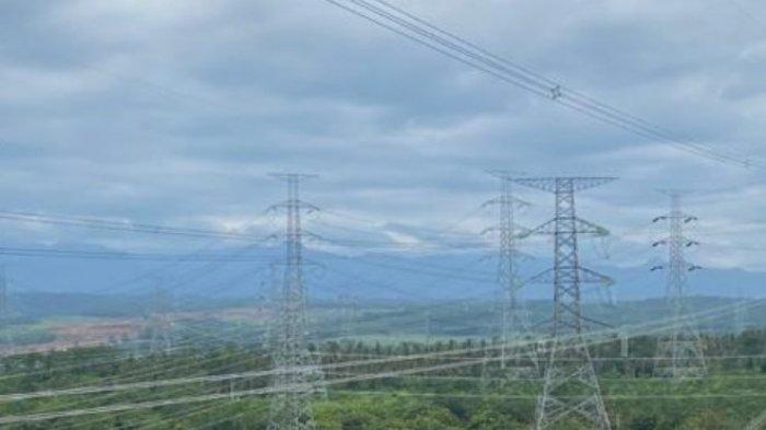 pembangunan infrastruktur kelistrikan