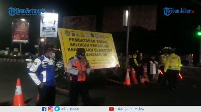 Enam RW di Rancasari Bandung Terapkan PPKM Mikro, Jalan Ditutup Tak Boleh Ada yang Melintas