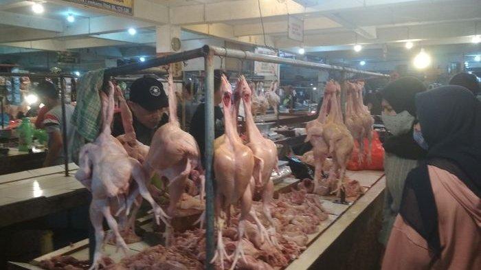 Harga Daging Ayam Terus Naik, Diprediksi Jadi Rp 45 Ribu Per Kilogram Saat Munggahan