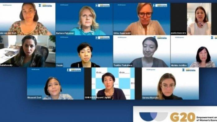 Covid-19, Penerapan Digitalisasi Meningkat, Swasta Harus Dorong Pemberdayaan Pekerja Perempuan