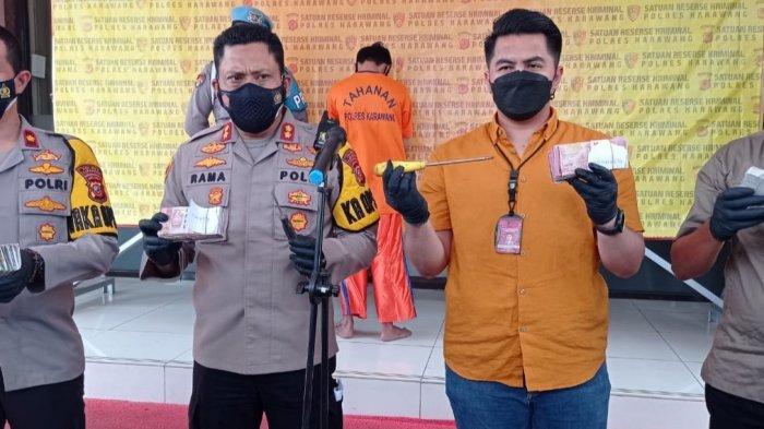 Karyawan Minimarket Nekat Bobol Brankas Toko, Modus Rusak Rolling Door Agar Dikira Pencurian