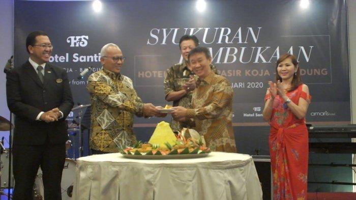 Hotel Santika Pasirkoja Siapkan Pelayanan Terbaik