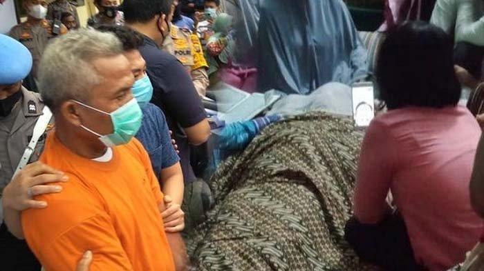 Pelaku Pembunuhan Sadis pada Driver Ojol Meninggal di Rumah Sakit, Sempat Mengeluh Demam dan Lemas