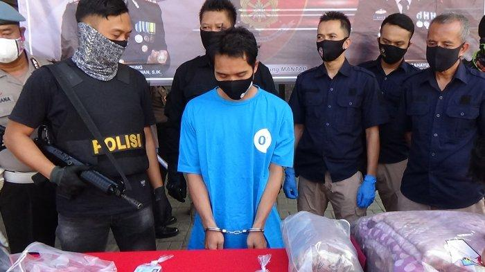 Awal Mula Pembunuhan pada Kekasih Gelap di Margahayu, Sakit Hati Dimaki Laki-laki Tak Berguna