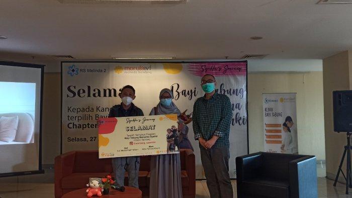 Berkah Ramadan, Penggemar Zaskia Sungkar Dapatkan Giveaway Program Bayi Tabung