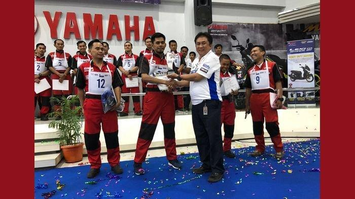 Yamaha ITGP 2020 Cetak Teknisi Juara dan Handal Kelas Dunia