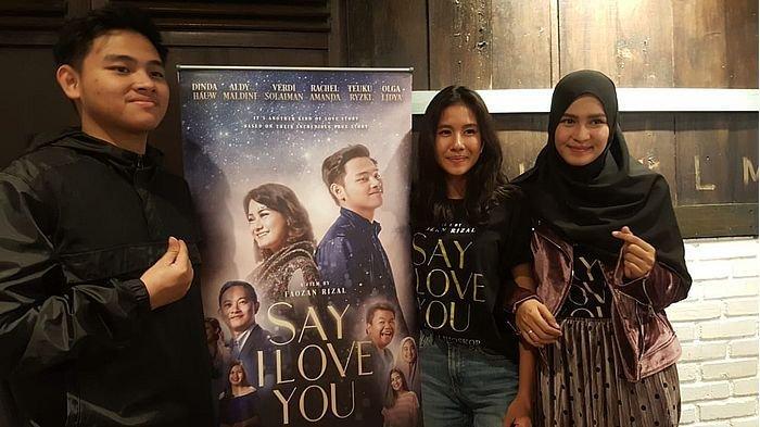 Say I Love You, Faozan Rizal: Film yang Menginspirasi Ekonomi Kreatif di Kalangan Milenial