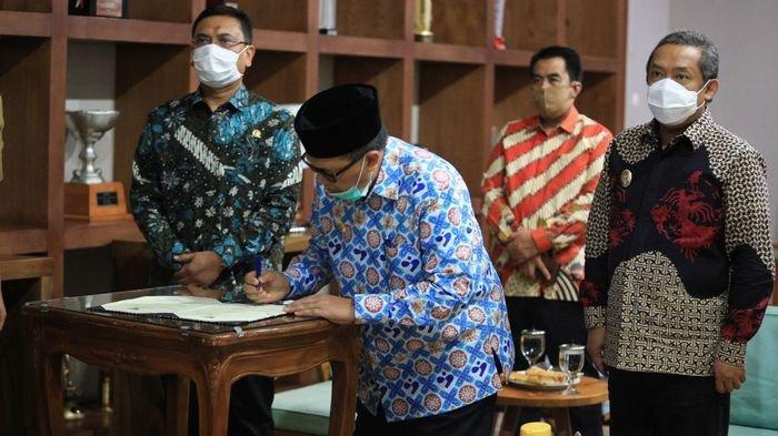 Pemkot Bandung Kembali Raih WTP dari BPK dan Raih Apresiasi dari Korsupgah KPK Soal Sertifikasi aset