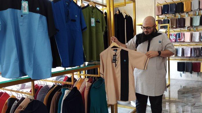 Kisah Pemilik Musamma Moslem Wear, Bermula dari Usaha Rumahan, Kini Miliki Toko Mewah