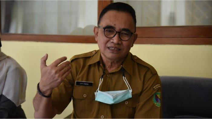Pelaksana Tugas (Plt) Inspektur Kabupaten Bandung Diar Irwana.