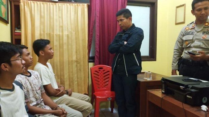Viral di Media Sosial, Pemuda Kencingi Bendera Merah Putih, Polisi Langsung Bertindak