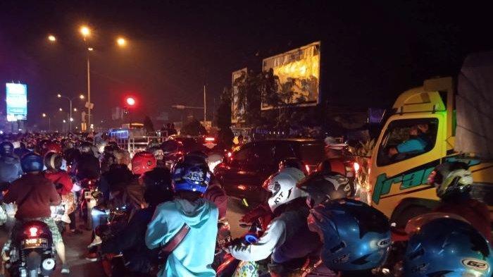 Besok Diprediksi Puncak Arus Balik, Polisi Siapkan Pos Pemeriksaan, Termasuk dari Arah Jawa Barat