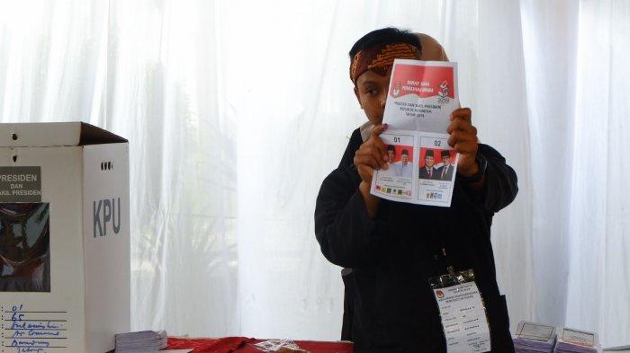 Jokowi-Maruf Amin Menang di Lapas Sukamiskin