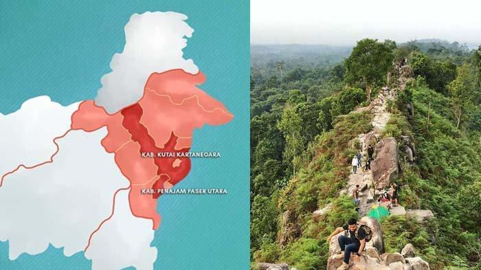 Gembar-gembor Ibu Kota Negara Pindah ke Pulau Kalimantan, Benarkah Bebas dari Gempa? Ini Faktanya