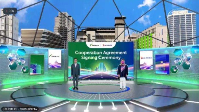 Jaringan Fiber Optic Untuk Realisasi Industri 4.0 Dikembangkan di Suryacipta Karawang