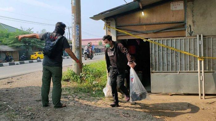 BREAKING NEWS Terduga Teroris Ditangkap di Subang, Tim Densus 88 dan Tim Gegana Sejak Pagi di Lokasi