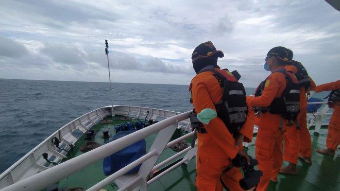 13 Korban Tabrakan Kapal Habco Pioneer dan Barokah Jaya di Indramayu yang Hilang Belum Ditemukan