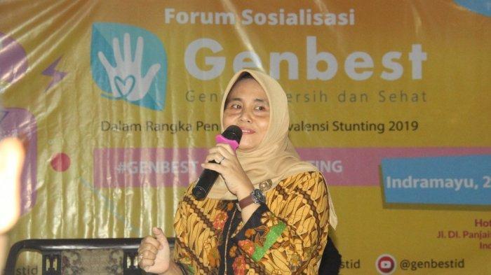 Turunkan Prevelensi Stunting, Krmenkominfo Ajak Masyarakat Indramayu Galakan Pola Hidup Sehat