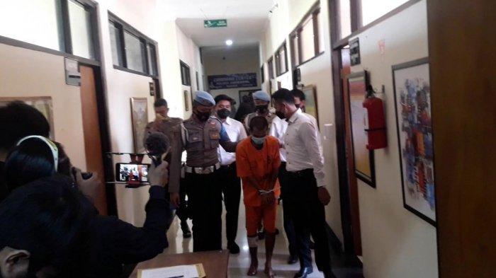 Pelaku Pencurian Toko di Sumedang Nekat Kabur Saat Diperiksa Polisi, Kini Terpincang-pincang