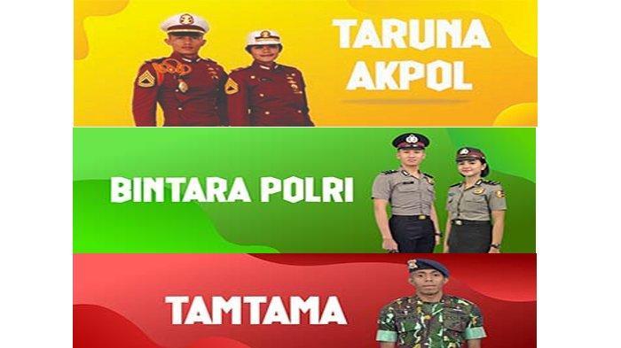 Hari Ini Terakhir Pendaftaran Akademi Kepolisian 2019, Lewat dari Pukul 23.59 WIB Peluang pun Hilang