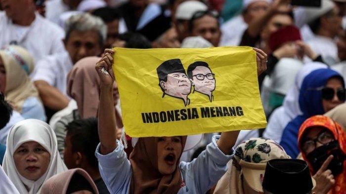 Massa Aksi 22 Mei Terus Bergerak ke Jakarta, Ini Senjata yang Dibawa, Polisi Cium Rencana Anarkis