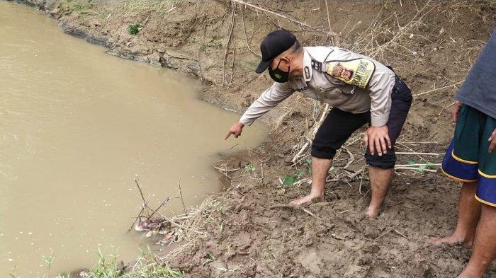 GEGER Jasad Bayi Perempuan Ditemukan di Sungai Ciherang Purwakarta, Kondisinya Memprihatinkan