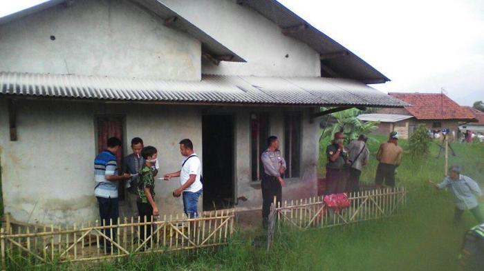 Cicalengka Wetan Geger, Mayat Laki-laki Ditemukan di Kebon Suuk