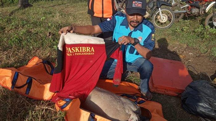 HEBOH Mayat Berkaus Paskibra SMKN 1 Pangandaran Ditemukan Nelayan di Ciracap Sukabumi, Ini Namanya