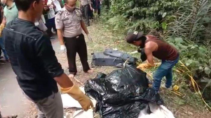 Mayat di Dalam Koper di Hutan Nanggung Bogor Terungkap Gara-gara Resleting Jebol, Matanya Hilang