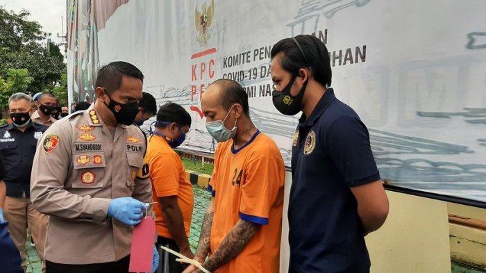 Pengakuan Maling Motor di Cirebon, Cukup Tiga Menit Buat Gondol Motor, Kini Berakhir di Penjara