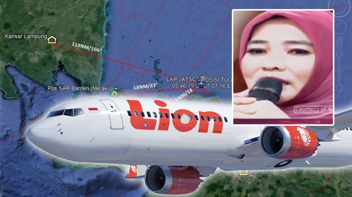 Pengakuan Penumpang Lion Air PK-LQP Rute Denpasar-Jakarta: Semua Teriak Allahuakbar