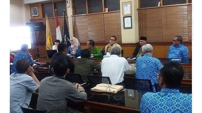 Kawal Hasil Pemilu 2019 dan Tegakkan Konstitusi Negara, Fisip Unpas Gelar Diskusi Terbatas