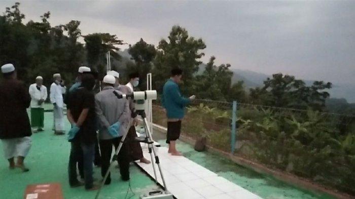 Tentukan Awal Ramadan 1442 H, Rukyatul Hilal di Sukabumi Akan Dilakukan 12 April, Siap-siap Tarawih