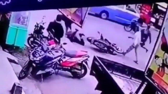 Viral Petugas ATM Dikeroyok Tukang Parkir di Garut, Kadishub: Itu Preman