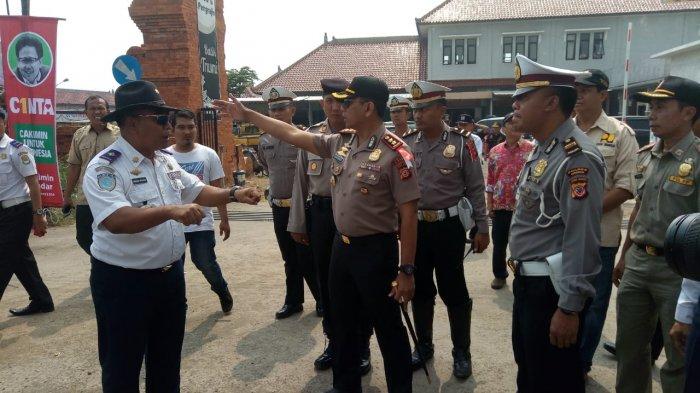 Jelang Arus Mudik, Polres Cirebon Lakukan Pengecekan Jalur, Petakan Daerah Rawan