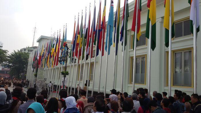 Peringatan Konfrensi Asia Afrika Terancam Ditunda karena Virus Corona