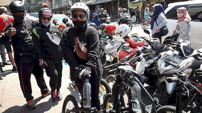 200 Sepeda Terjual Dalam 40 Detik Saja, Penjualan Sepeda dan Alat-alat Olahraga Melejit