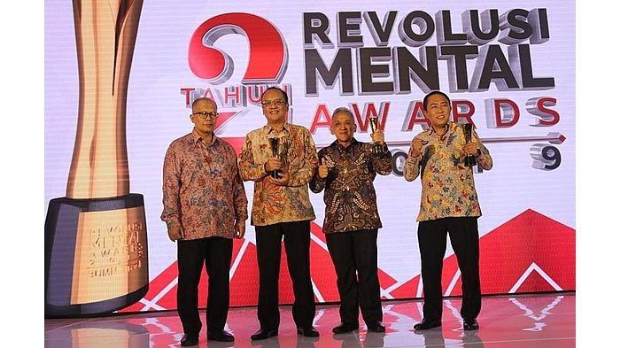 Operator Bendungan Jatiluhur Raih Dua Penghargaan Revolusi Mental