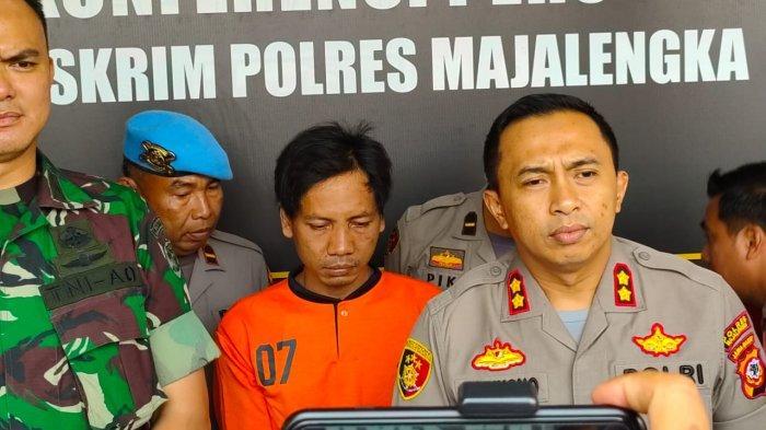 Penghina Polisi dan TNI di Majalengka Akhirnya Ditangkap, Ini Alasan Pelaku Menghina