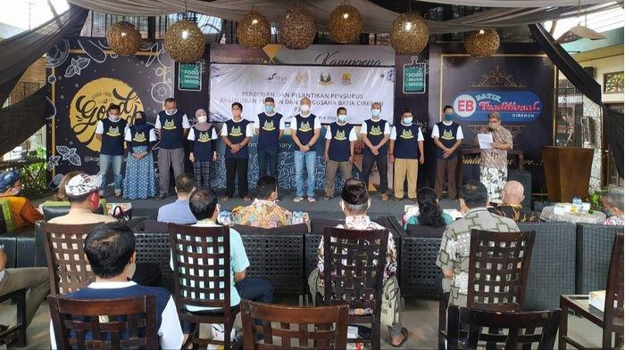 Regenerasi Perajin dan Pengusaha Batik di Jawa Barat Masih Minim