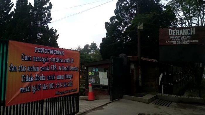 Pro dan Kontra Mewarnai Keputusan Penutupan Objek Wisata di KBB: Pusat Perbelanjaan Tidak Ditutup