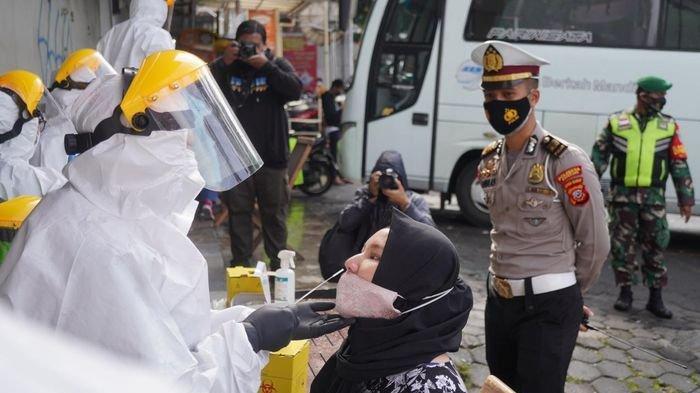 Tiga Pesepeda Kabur Usai Rapid Test Antigen di Tahura Kabupaten Bandung, Ternyata Hasilnya Positif